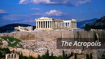 The Acropolis - Greece - Athens