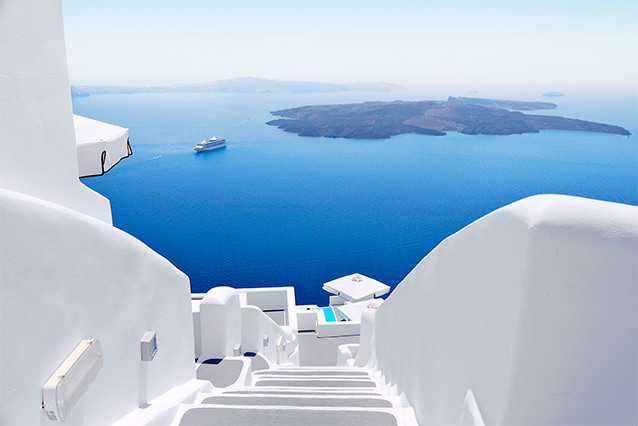 Search accommodation at Santorini