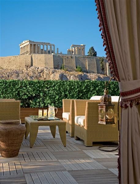Athens for Divani palace acropolis